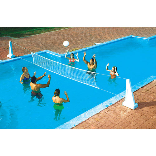 swimming pool designs for volleyball photo - 7