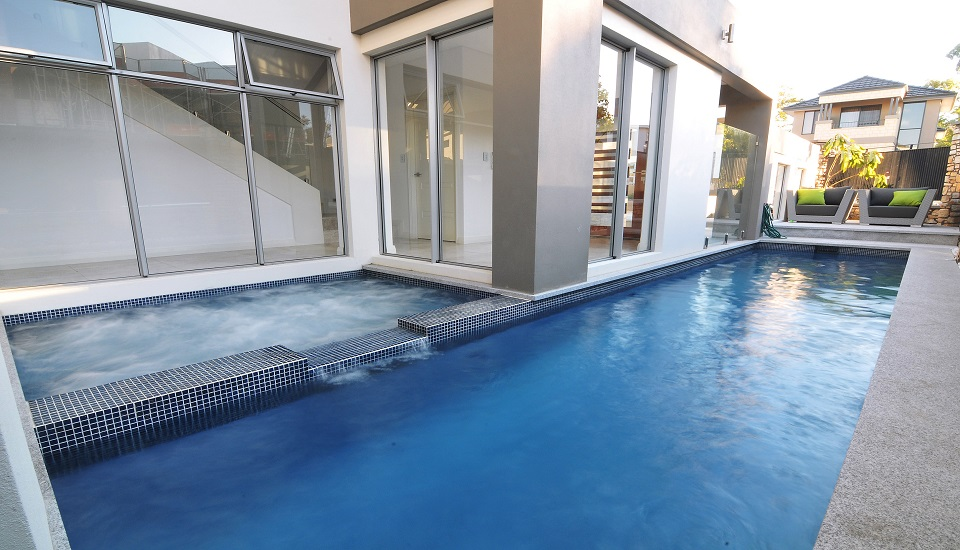 swimming pool heating design photo - 5