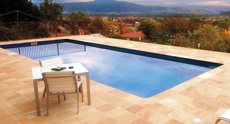 swimming pool heating design photo - 7