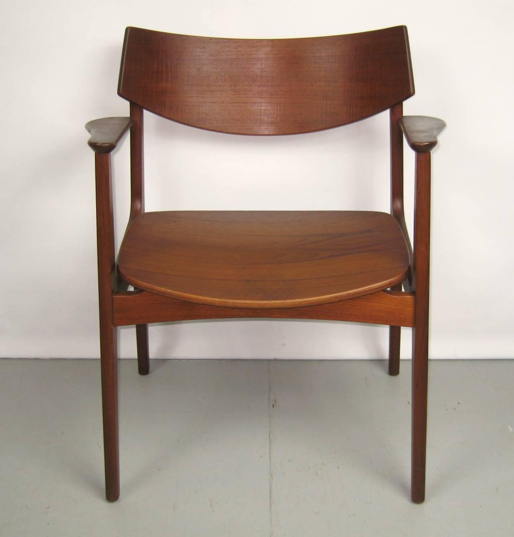 teak chairs dining room photo - 3
