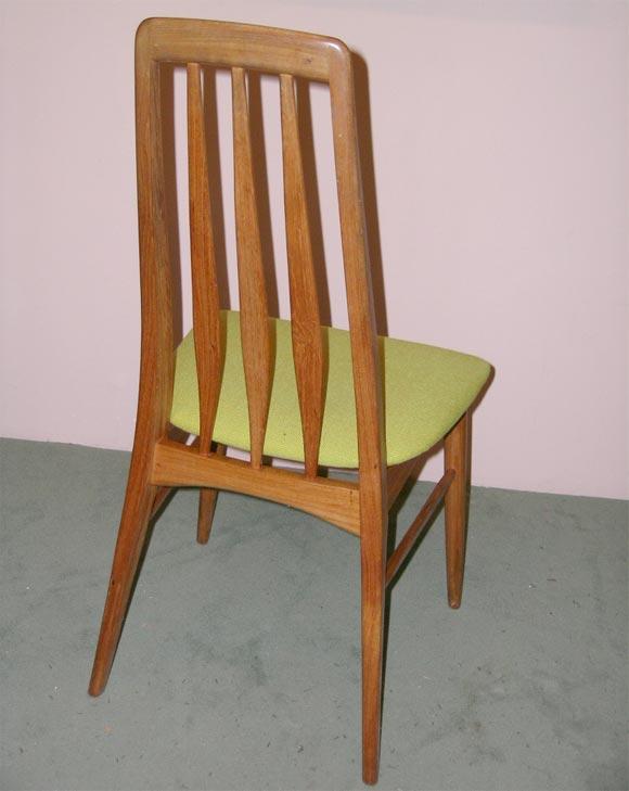 teak chairs dining room photo - 4