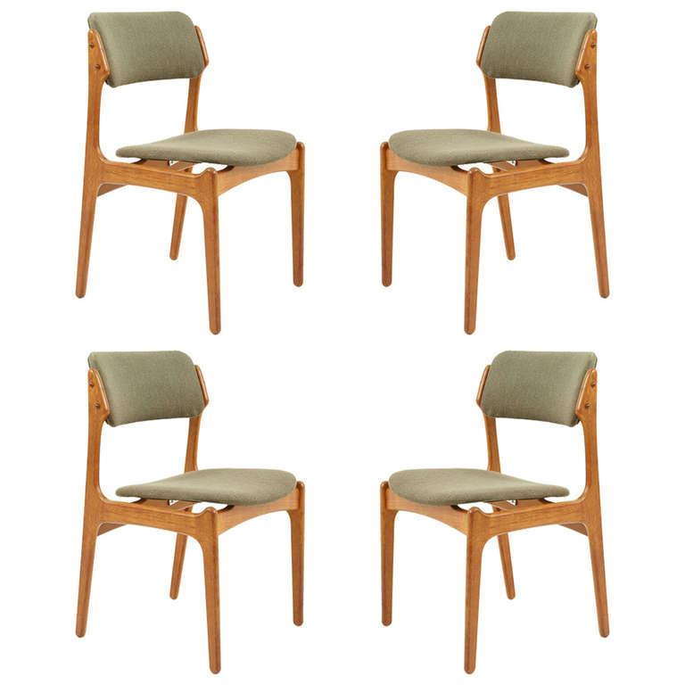 teak chairs dining room photo - 7