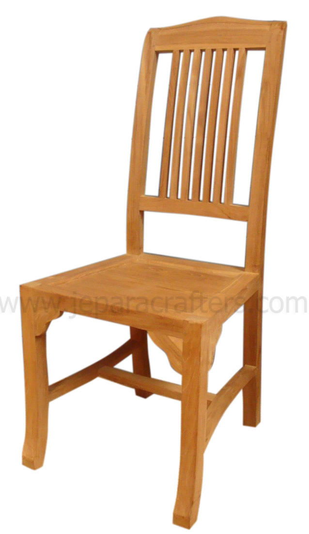 teak dining chairs indoor photo - 7