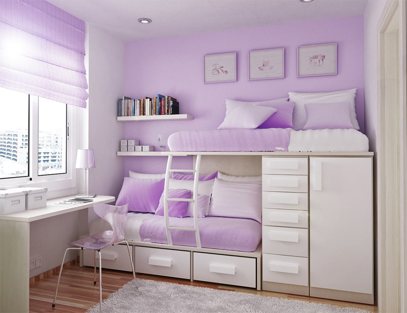 teenage girls bedroom furniture ideas photo - 10