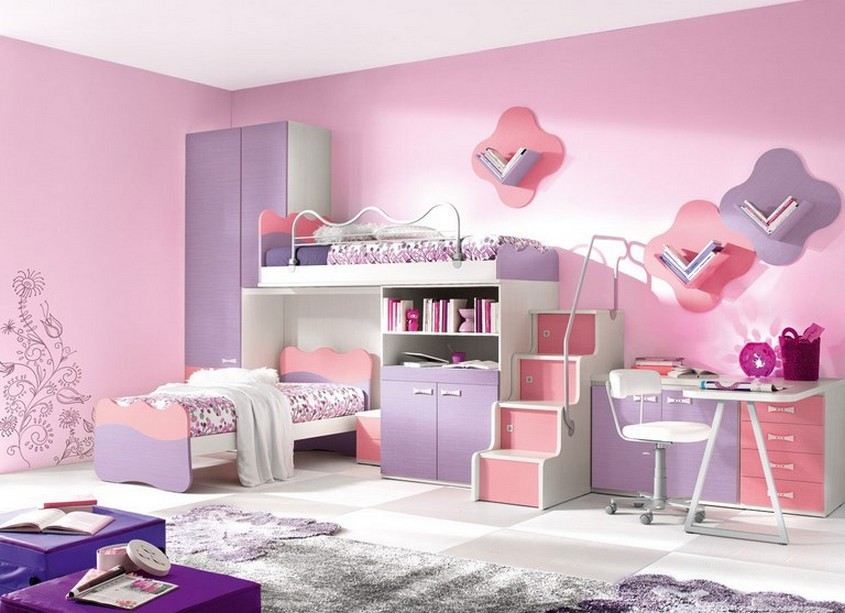 teenage girls bedroom furniture ideas photo - 8