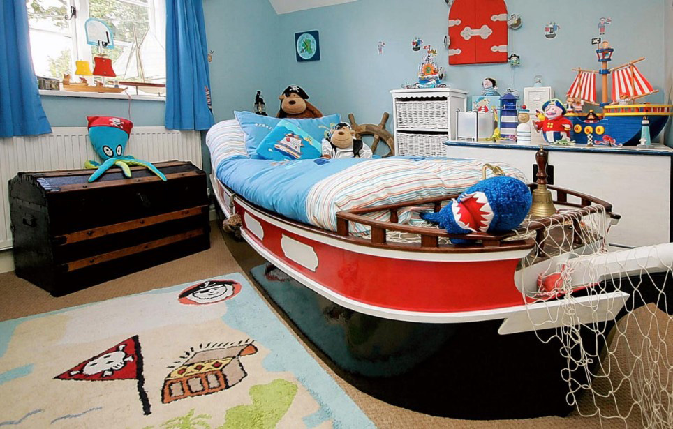 themed bedroom furniture for kids photo - 5