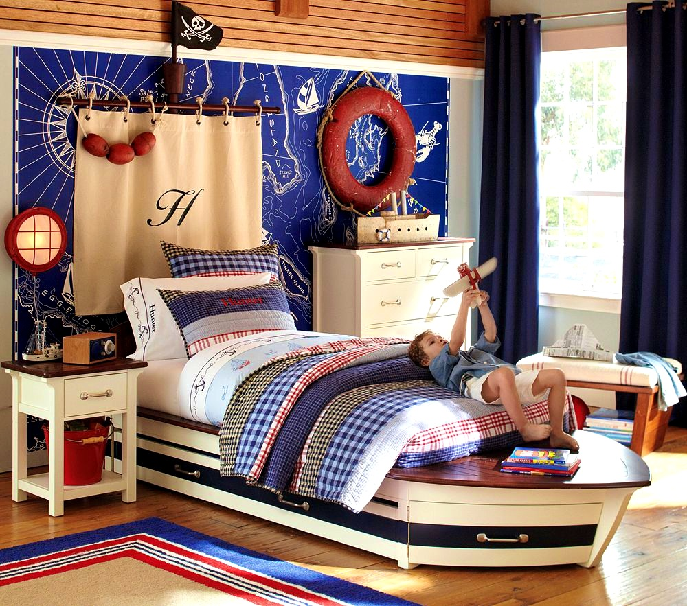 themed bedroom furniture for kids photo - 9