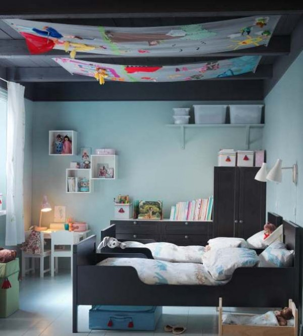Toddler Bedroom Furniture Ikea Photo   1