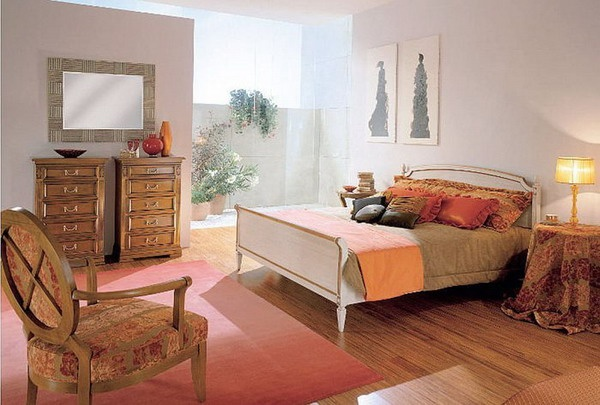 traditional asian bedroom photo - 6