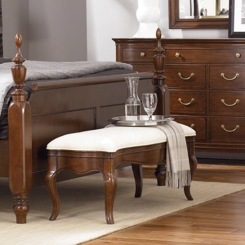 traditional bedroom benches photo - 10