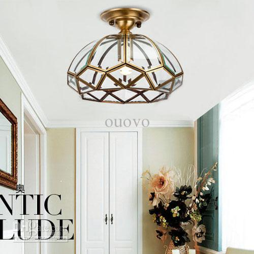 traditional bedroom ceiling light photo - 1