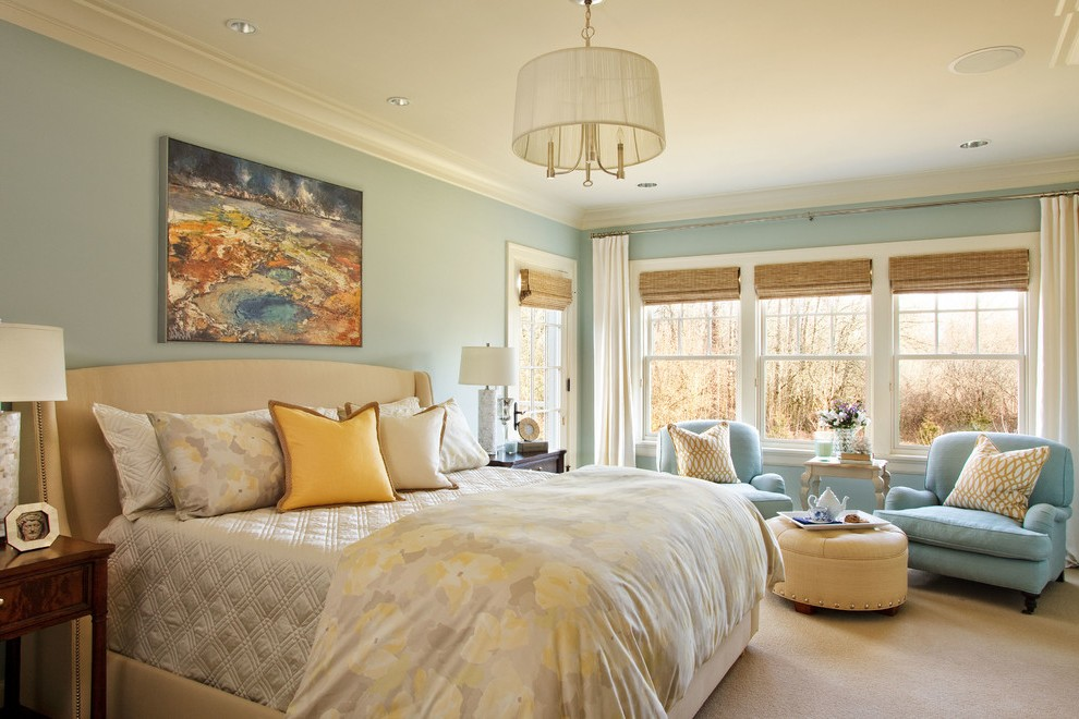 traditional bedroom colors photo - 6