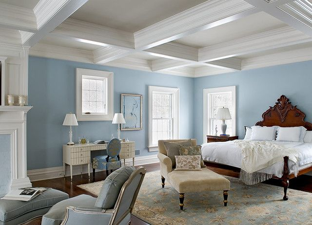 traditional bedroom colors photo - 7