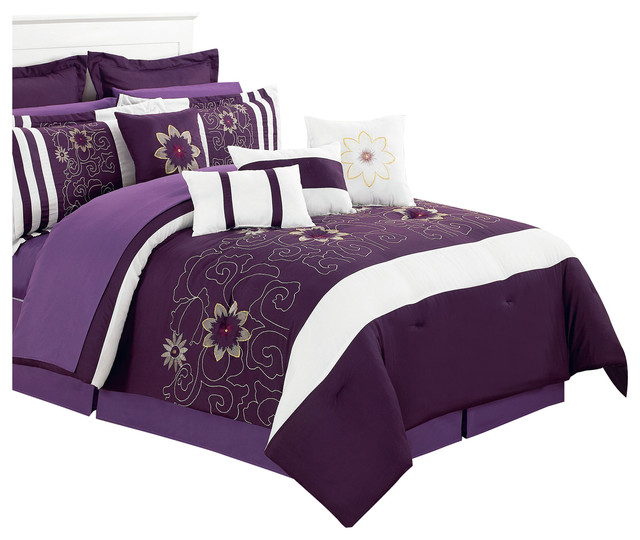 traditional bedroom comforter sets photo - 6
