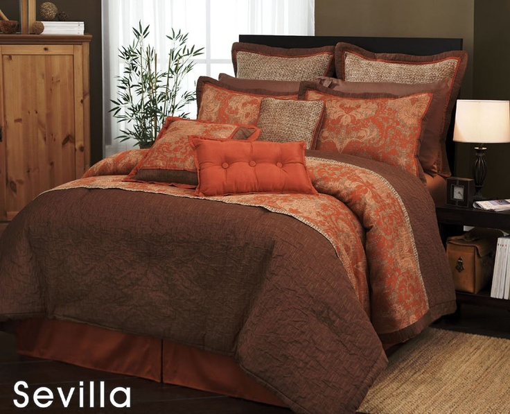 traditional bedroom comforter sets photo - 9