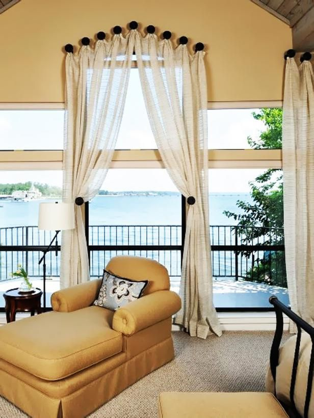 traditional bedroom curtain ideas photo - 5