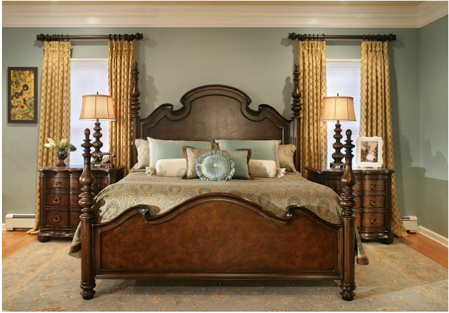 traditional bedroom decorating ideas photo - 1