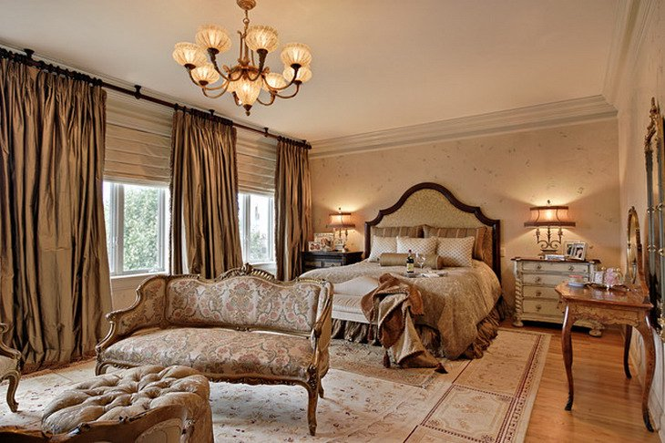 traditional bedroom designs photo - 6