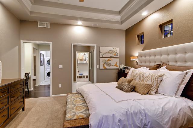 traditional bedroom designs master bedroom photo - 8