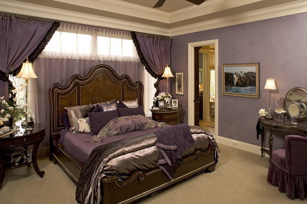 Traditional Bedroom Designs Master Bedroom Photo   9