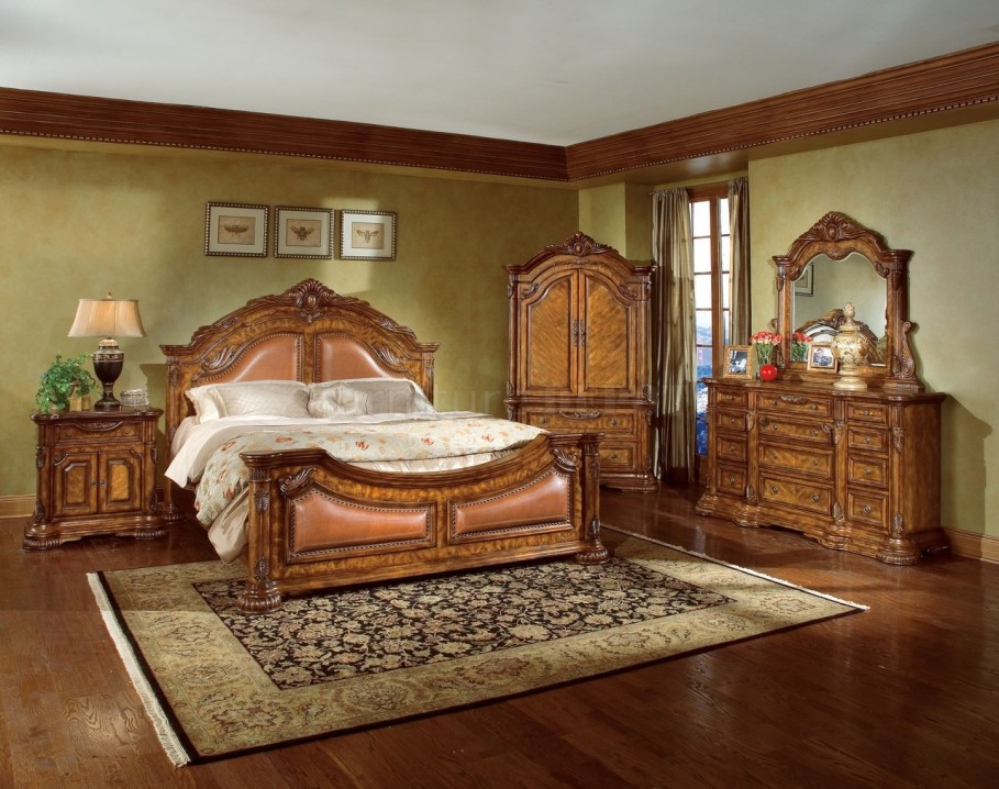 traditional bedroom designs styles photo - 8