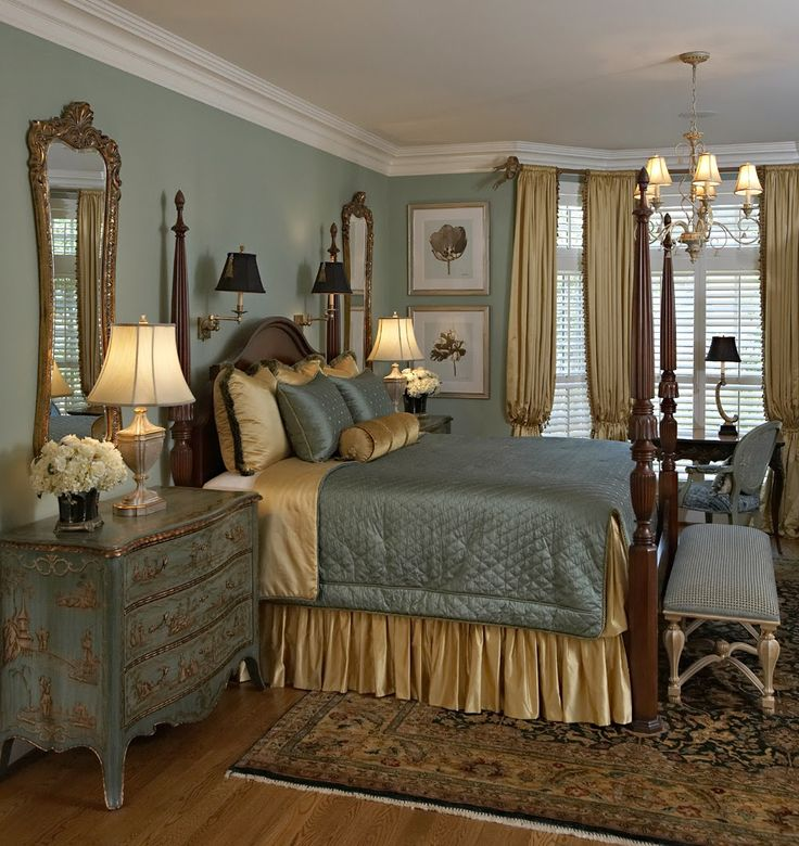 traditional bedroom designs styles photo - 9