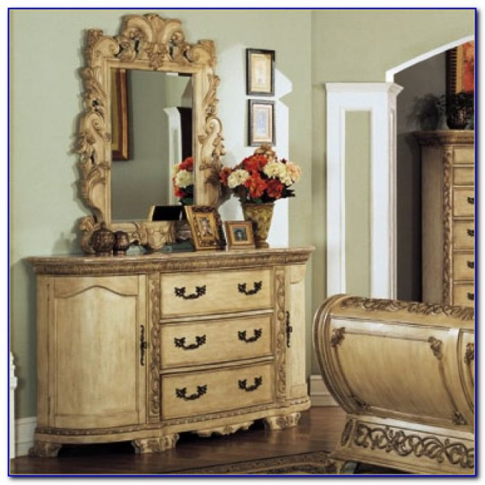 traditional bedroom dressers photo - 4