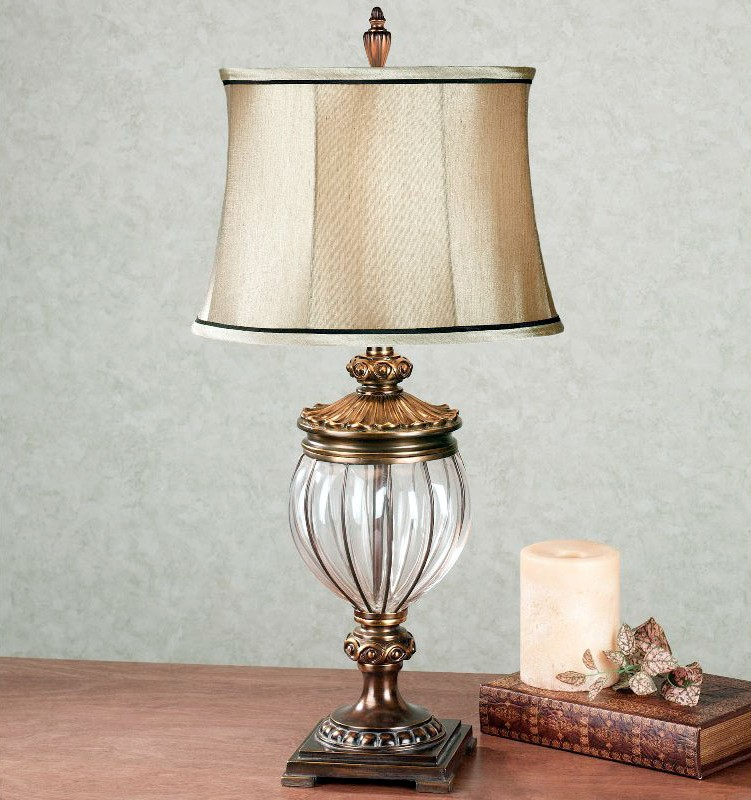 traditional bedroom lamps photo - 2