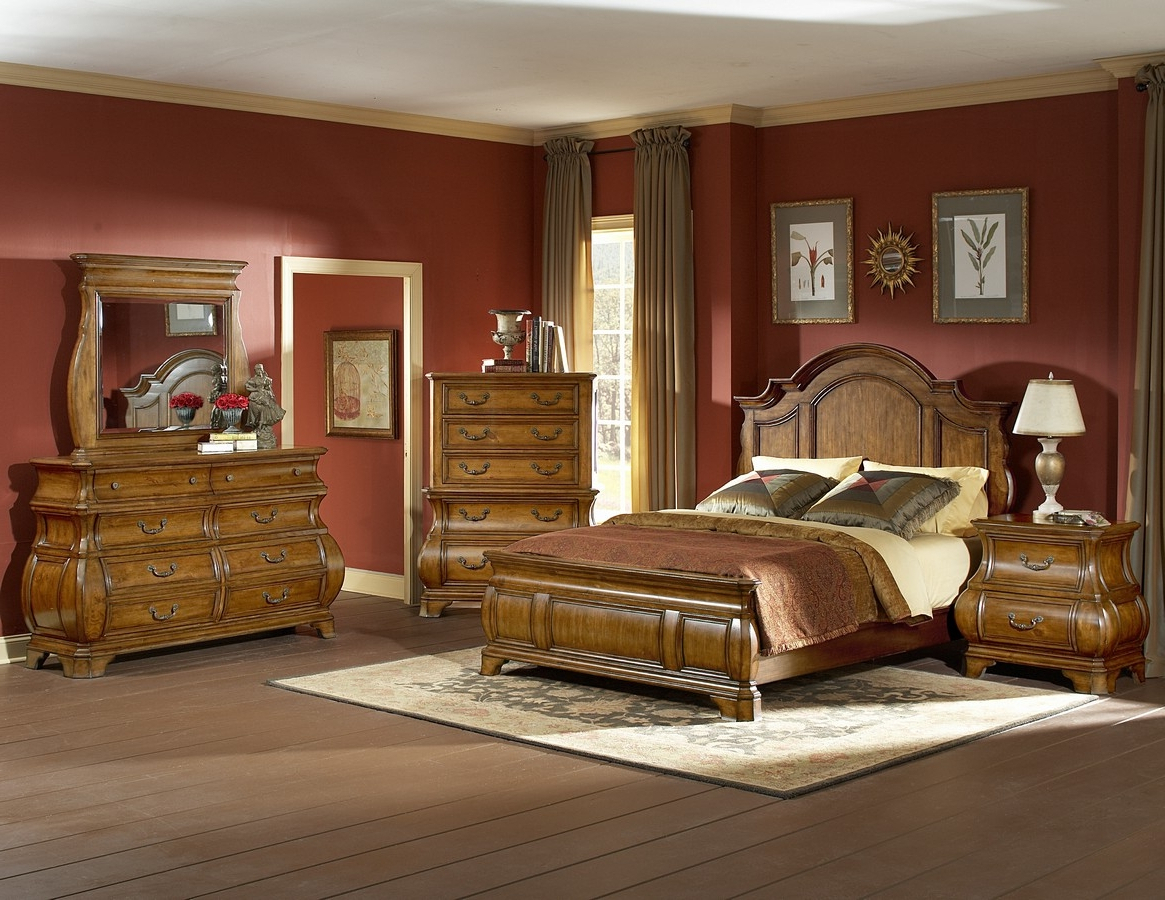 traditional bedroom lamps photo - 8