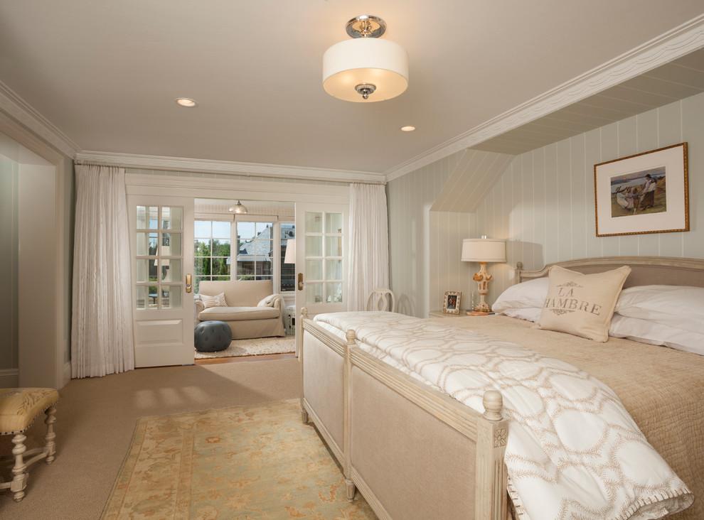 traditional bedroom lighting photo - 3