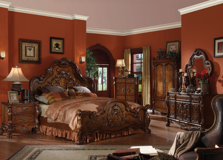 traditional bedroom styles photo - 10