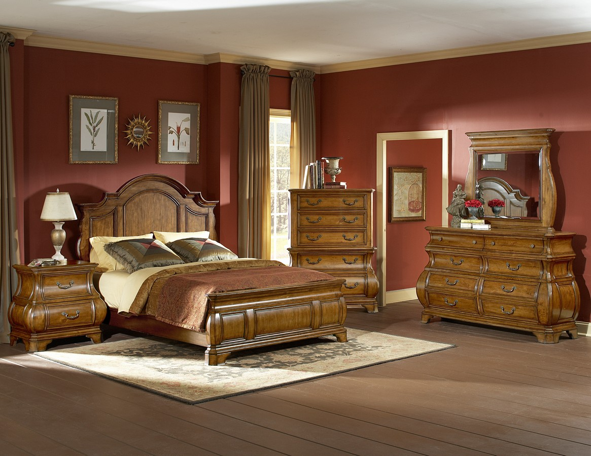 traditional bedroom styles photo - 5