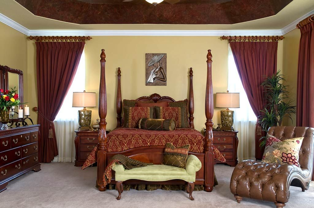 traditional bedroom styles photo - 8