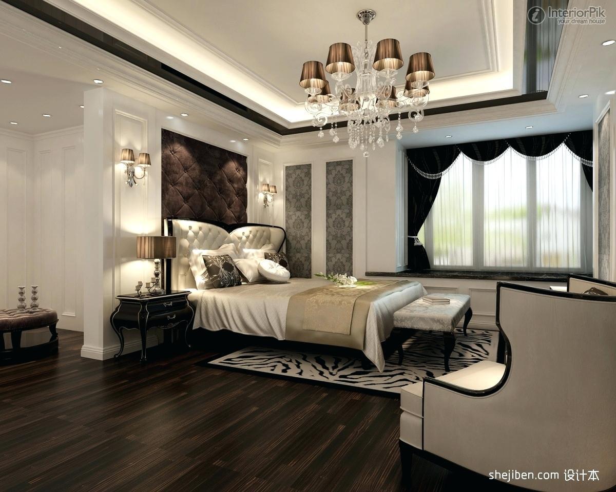 traditional contemporary bedroom design photo - 8
