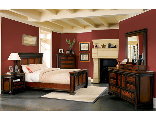 traditional contemporary bedroom sets photo - 6