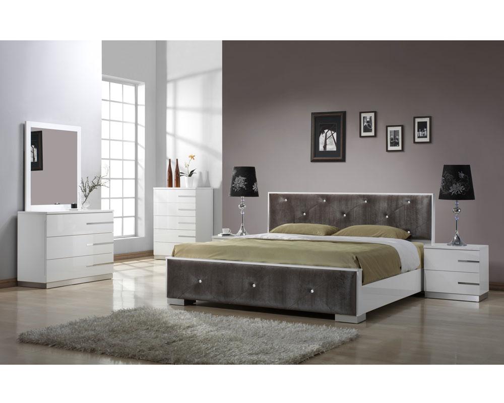 traditional designer bedroom furniture photo - 6