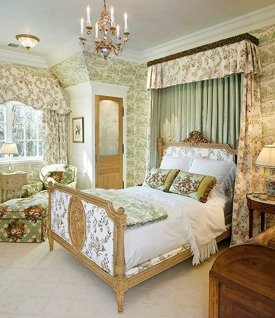 traditional english bedroom ideas photo - 3