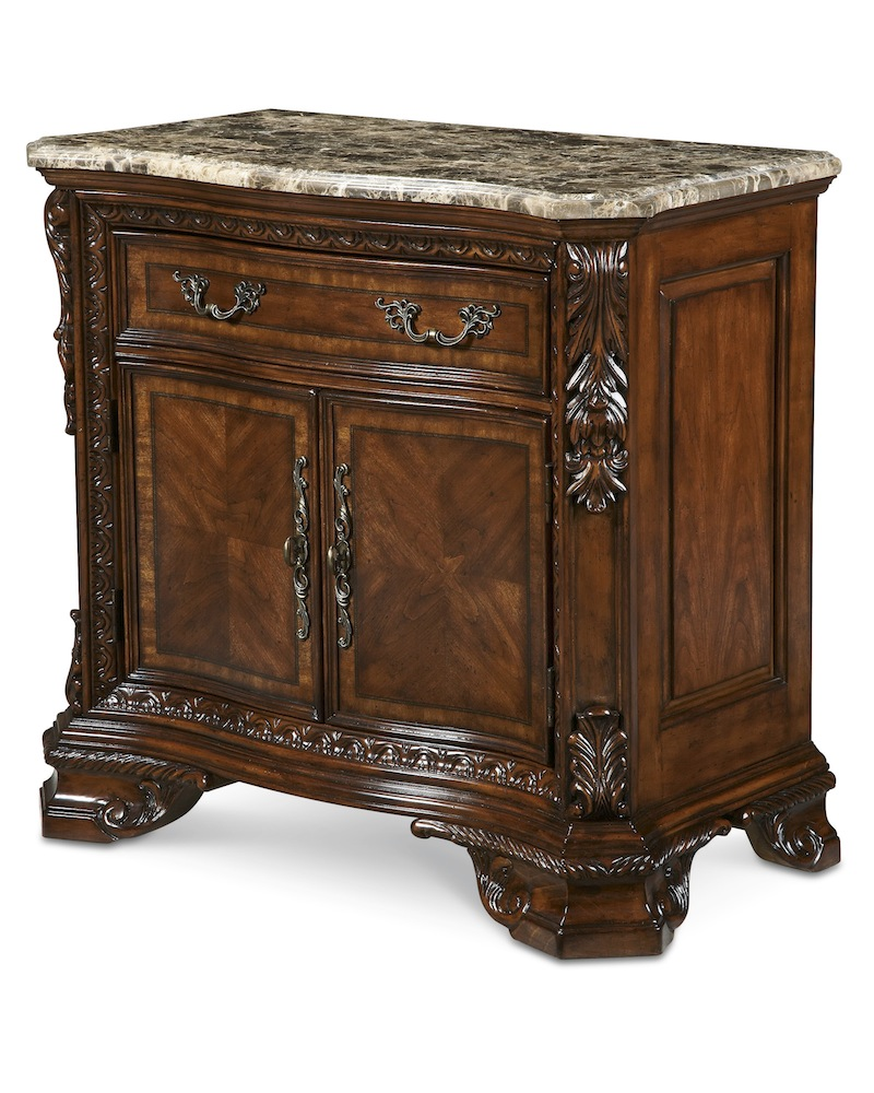 traditional european style bedroom furniture photo - 5