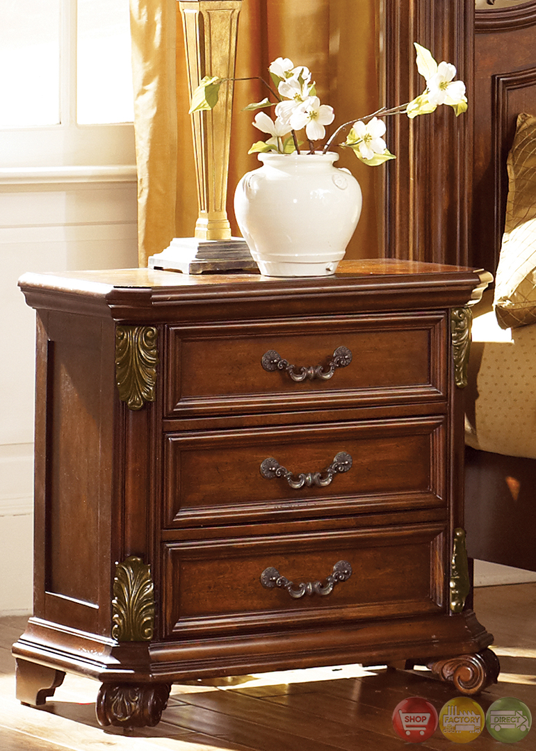 traditional european style bedroom furniture photo - 8