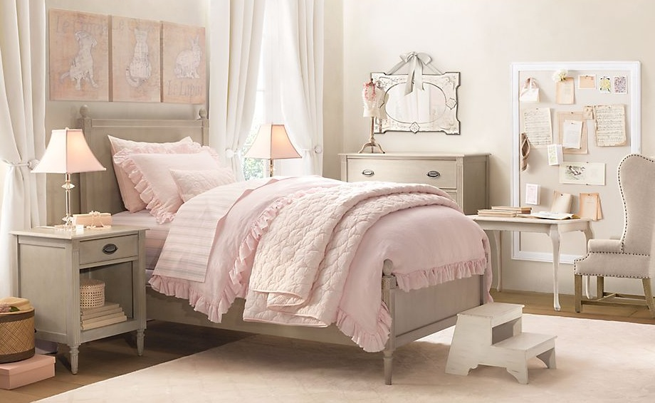 traditional girls bedroom furniture photo - 3
