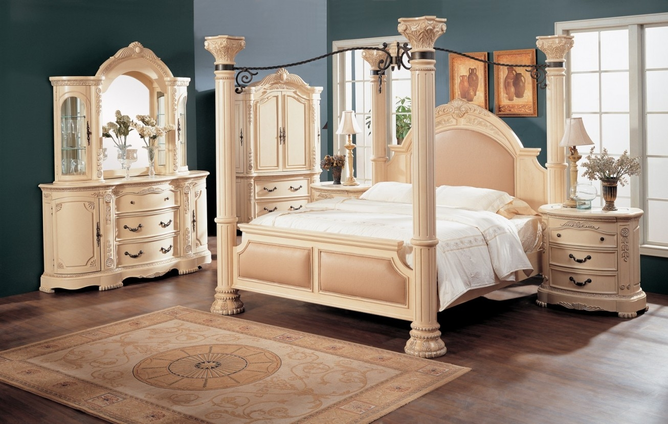 traditional girls bedroom furniture photo - 7