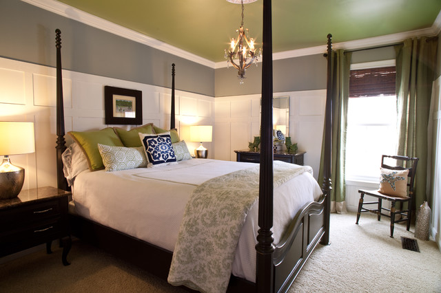 traditional guest bedroom ideas photo - 5