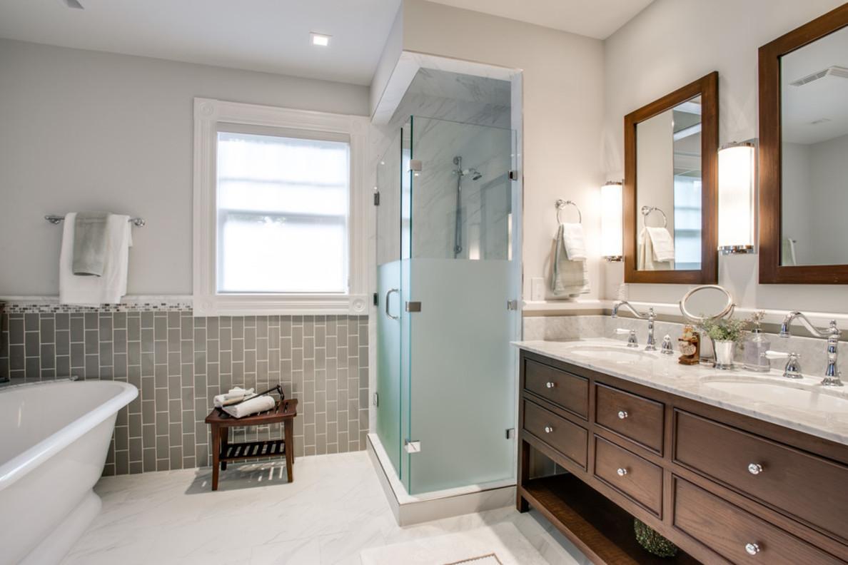 traditional home bathroom ideas photo - 10