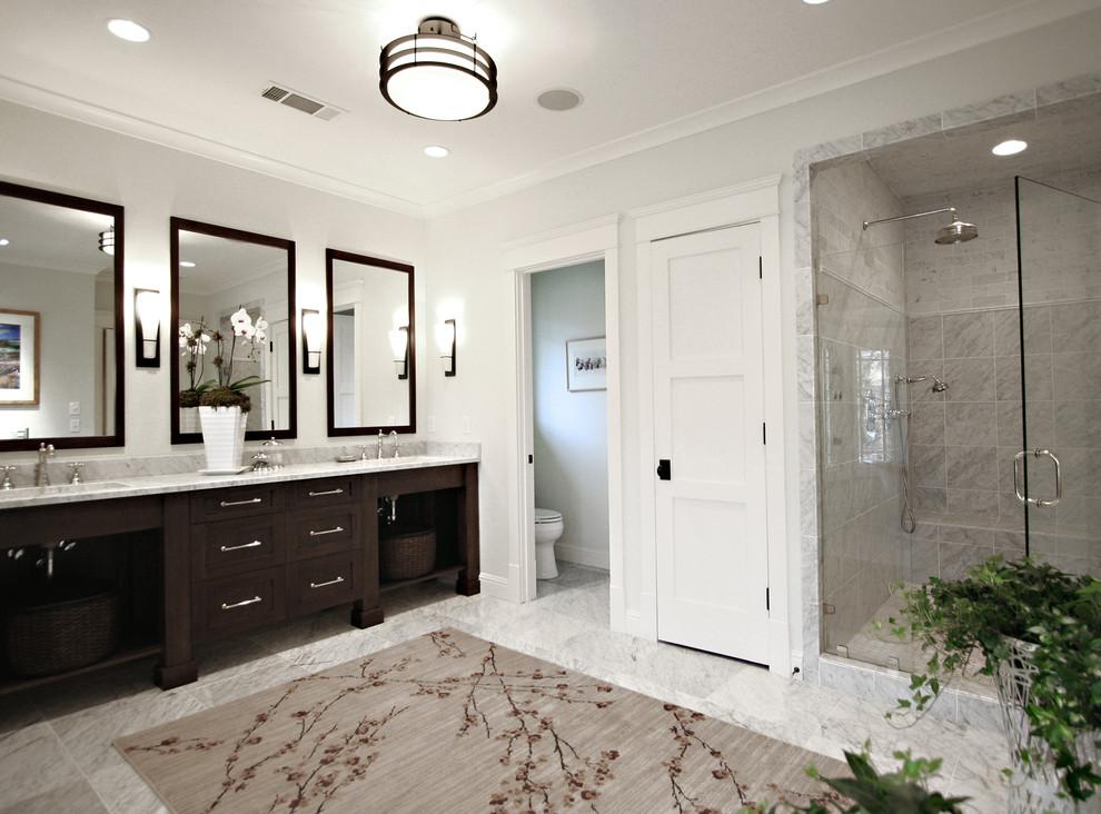 traditional home bathroom ideas photo - 3