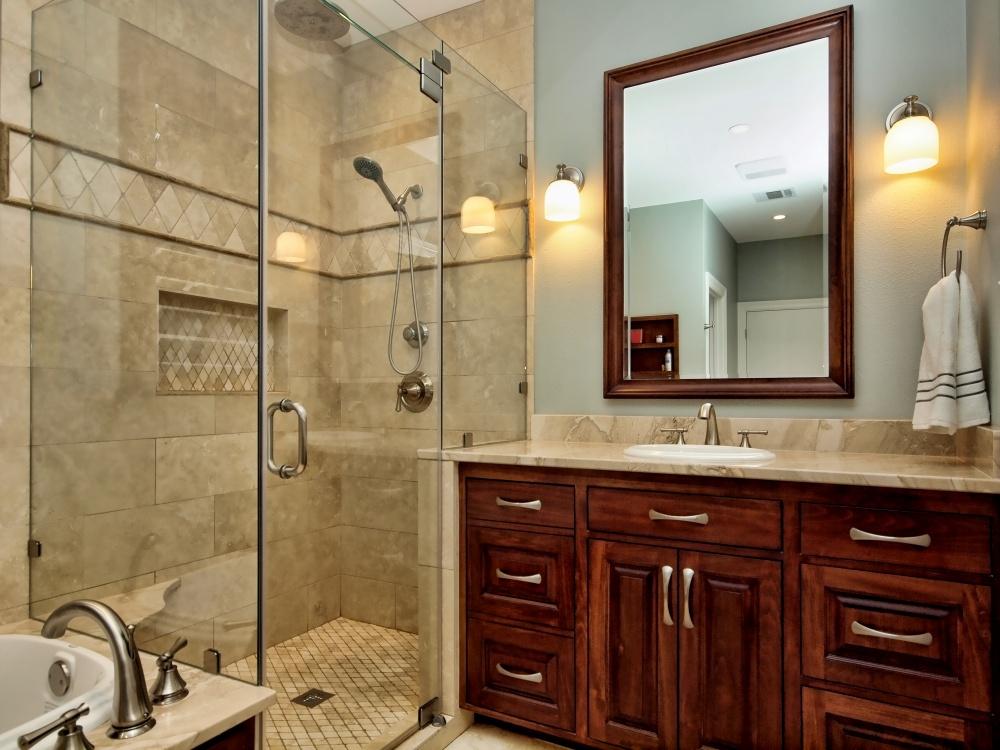 traditional home bathroom ideas photo - 5