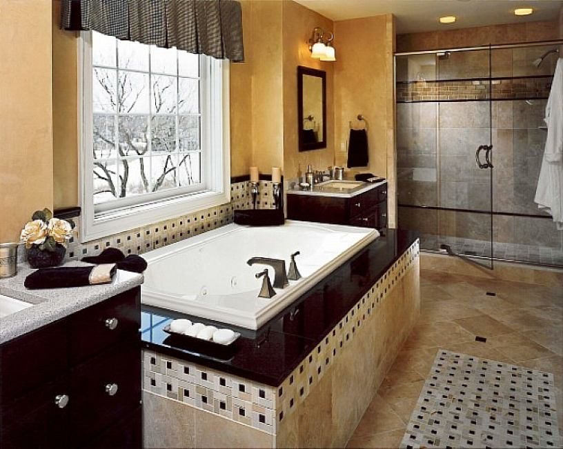traditional home bathroom ideas photo - 8