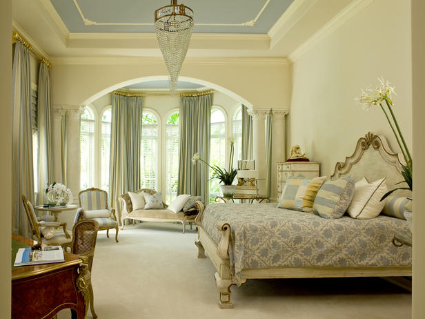 traditional home bedroom designs photo - 10