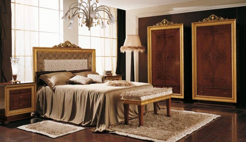 traditional home bedroom designs photo - 4