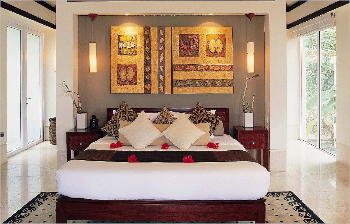 traditional home bedroom designs photo - 5