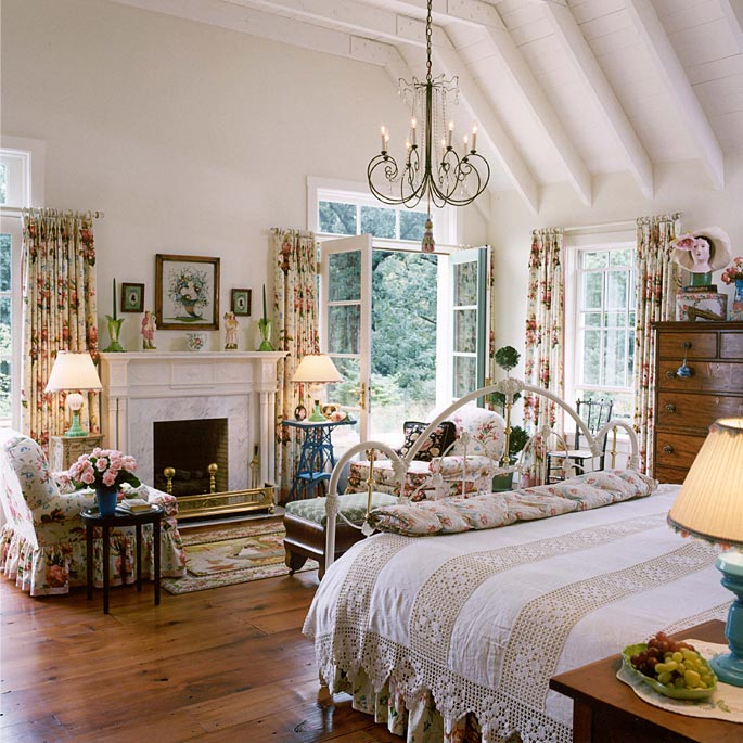 traditional home bedroom photos photo - 2